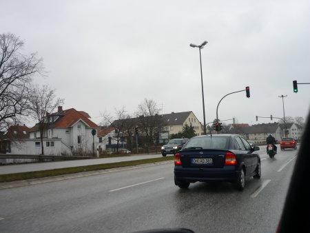 Kreuzungsbereich Rodomstorstraße