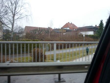 Kreuzungsbereich B 76 / August Thienemann Straße