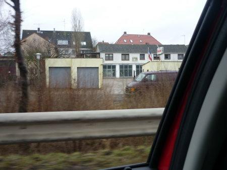 Kreuzungsbereich B 76 / Rodomstorstraße