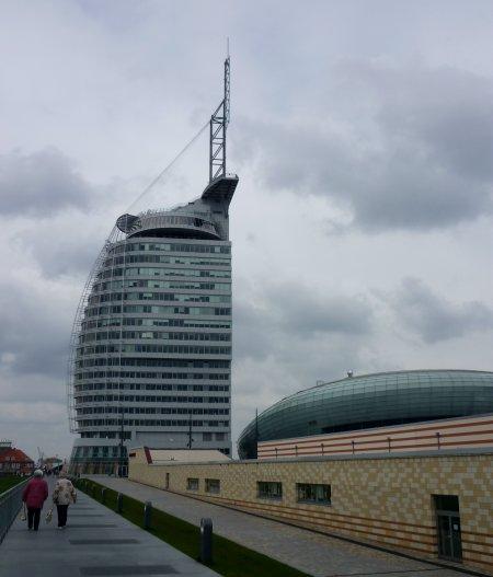 Hotel Atlantik, Mediteraneum und Klimahaus