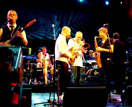 Nils Landgren, Funk Unit und NDR Big Band