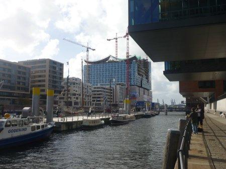 HafenCity und Elbphilharmonie