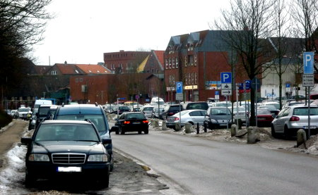 Ansicht Stadtgrabenstraße