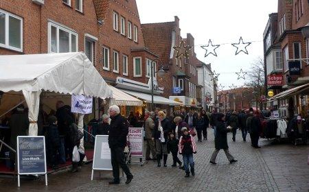 Neujahrsempfang des Stadtmarketing Plön