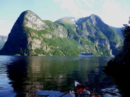 Eingang zum Naerfjord