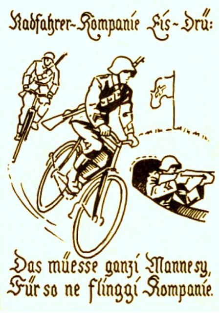 """Kampfradler"" (Bildquelle: ""Soldatenglück.de"""