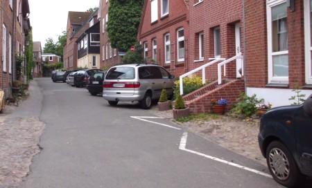 Parkmöglichkeiten für Anwohner erhalten