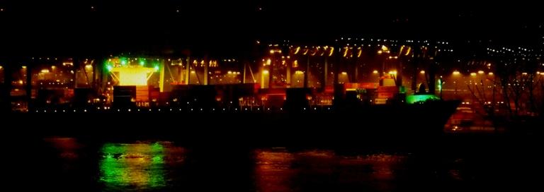 Hamburg, Containerhafen