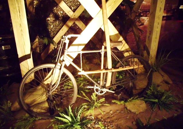 Transportfahrrad des Vietcong
